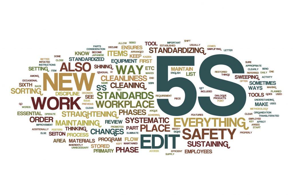 5S Werkplekorganisatie – deel 1